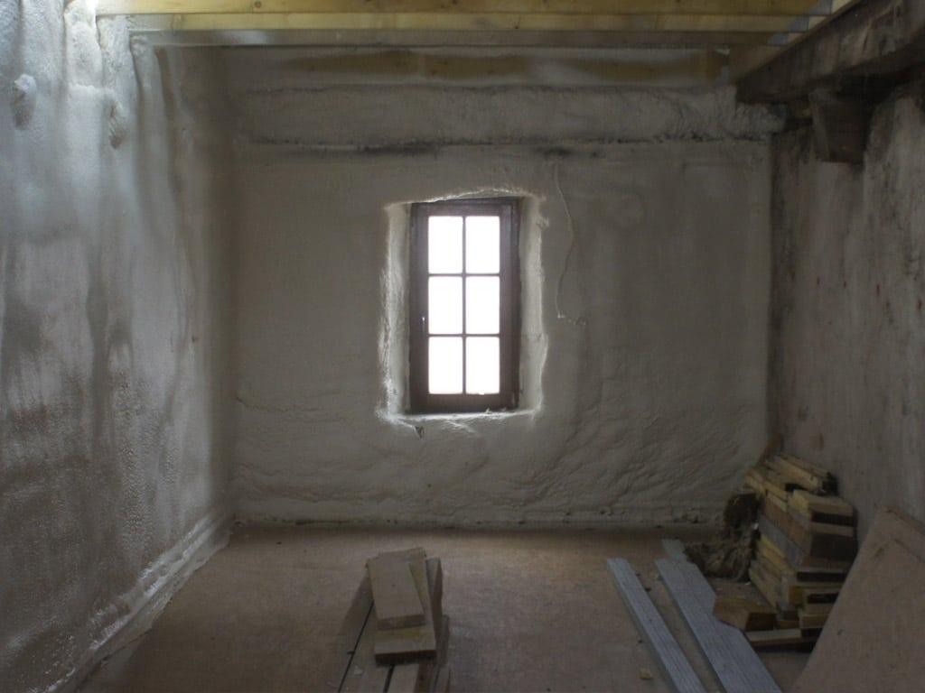 isolation des murs int rieurs artisans du r seau thonin. Black Bedroom Furniture Sets. Home Design Ideas