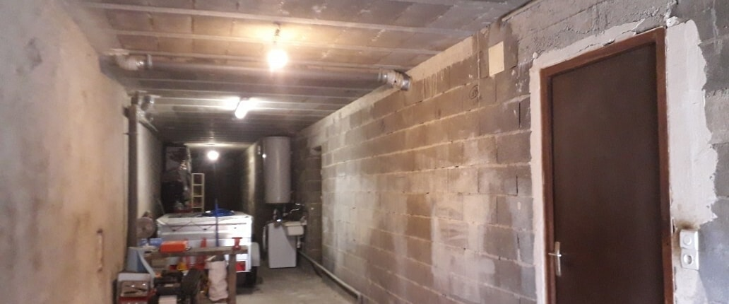 Isolation mur intérieur